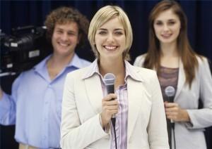 профессии, связанные с журналистикой