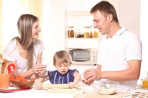 Как превратить домашние дела в развивающее занятие