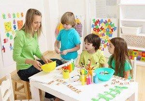 педагог по раннему развитию детей