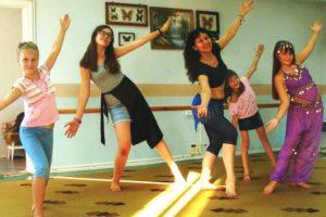 как открыть студию танцев