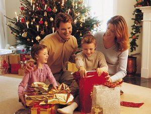 как интересно встретить новый год с семьей