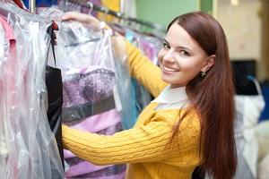 работа, связанная с одеждой
