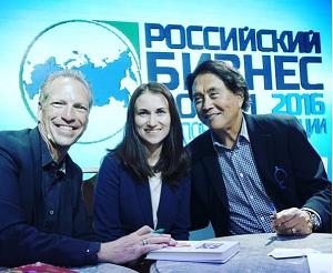 интервью с Натальей Подгорецкой